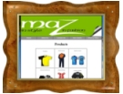 Clothing manufacturer and wholesaler